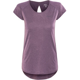 Craft Eaze - T-shirt course à pied Femme - violet